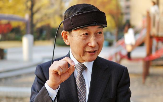 菅野 米藏が語る「世界を知り、日本を知る。」