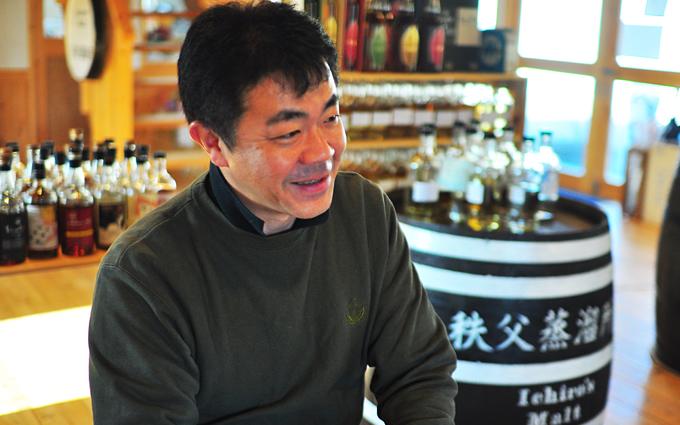 肥土 伊知郎が語る「ものづくりへの想いを確信したサントリー営業時代」