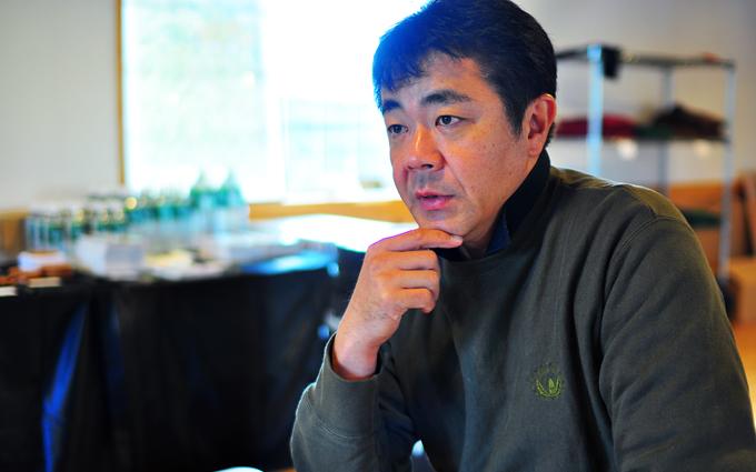 肥土 伊知郎が語る「父からの誘い、東亜酒造への入社」