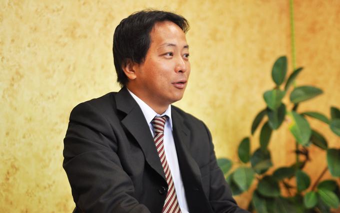 星野 明宏が語る「不器用なラガーマンから、業界トップ会社の社員へ」