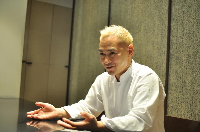 山田 力が語る「料理の極みへ 「山田チカラ」オープン。」