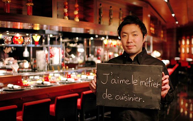 関谷 健一朗が語る「私は料理人という職業が好きです。」
