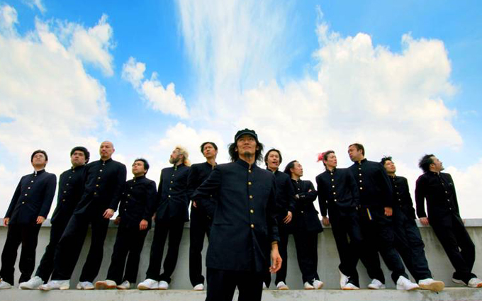 勝山 康晴が語る「人生観を変える、大きな船との出会い」