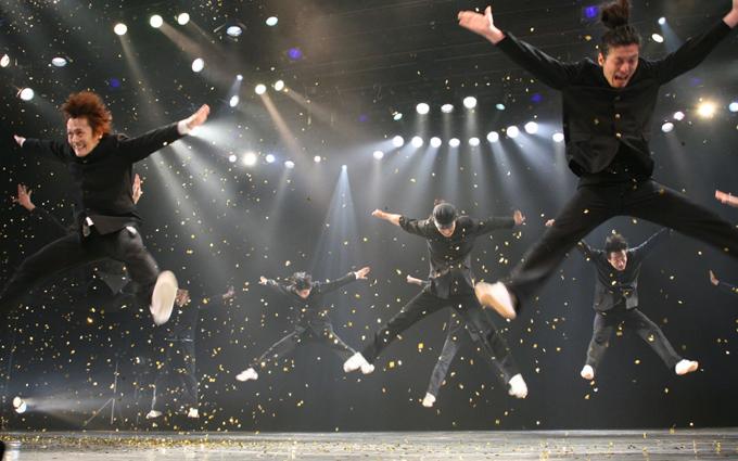 勝山 康晴が語る「ルパンファミリーのようなダンスカンパニー」