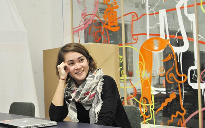 ハリス鈴木絵美が語る「「学ぶこと」「働くこと」人生はいつも繋がっている。」