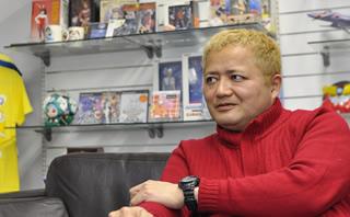 山賀 博之 インタビュー