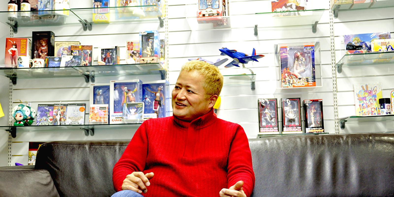 山賀 博之インタビュー