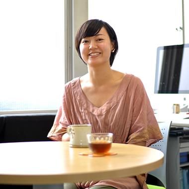 﨑村 友絵さんのインタビュー